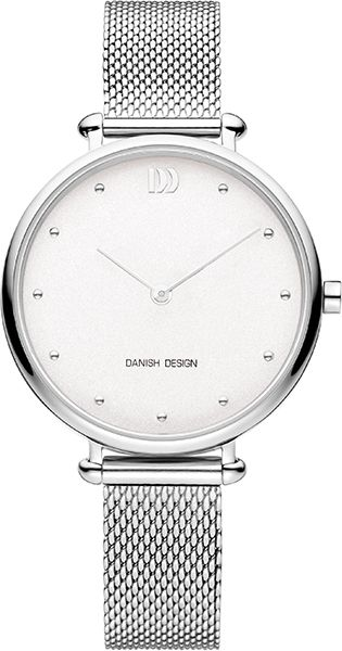 DANISH DESIGN STAINLESS STEEL HORLOGE IV62Q1229