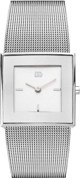 Danish Design Horloge 27/27 mm Stainless Steel IV62Q973