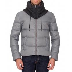 Shiny nilon jacket - Antony Morato - Jassen - Grijs