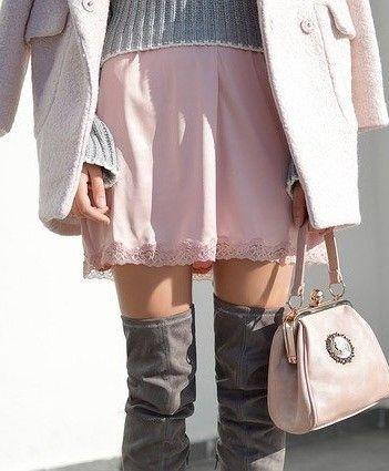 Outfit inspiratie: De geplooide taille rok