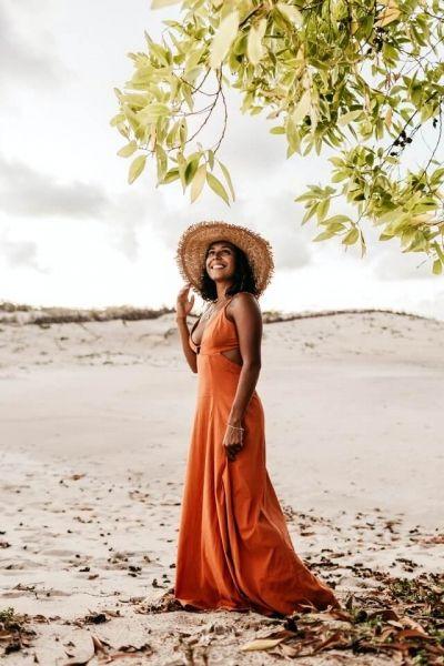 Mix and match the maxi dress!