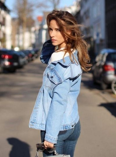 Get the look: Denim jack