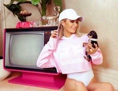 Paris Hilton x boohoo