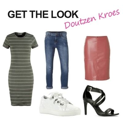 Get the look: Doutzen Kroes