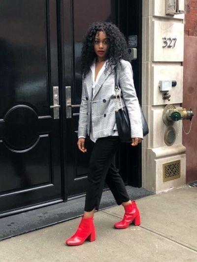 How to style: blazer