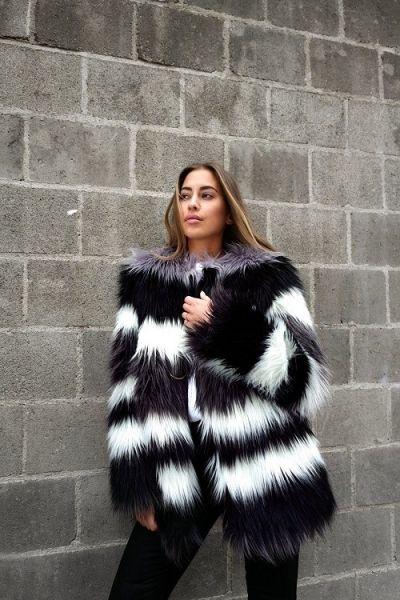 Get the look: Fuzzy Fur!