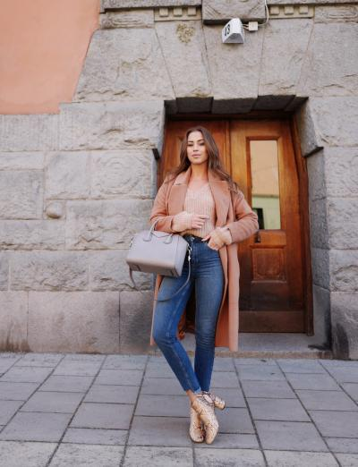 Get the look: Kenza Zouiten