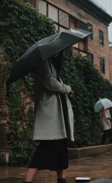 Deze kleding kan je het beste dragen wanneer het regent