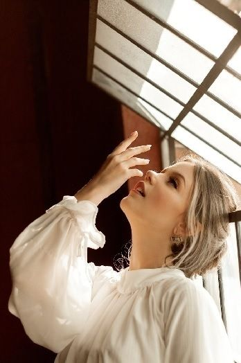 Trend: blouse met pofmouwen