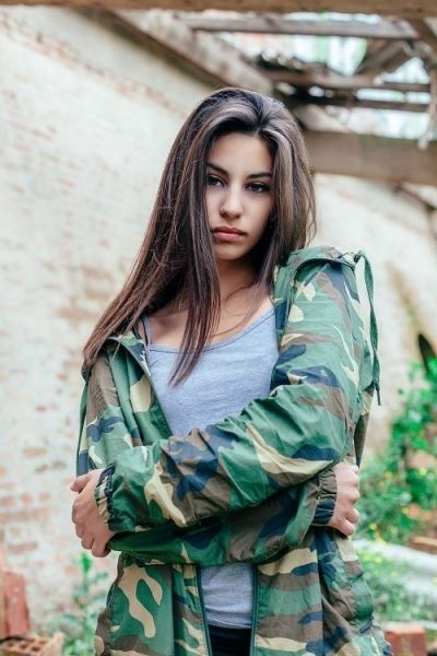 Camouflage trend 2019
