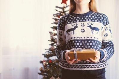 Draag een foute kersttrui dit jaar