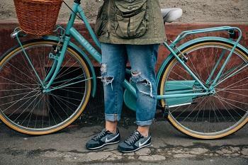 De geschiedenis van denim jeans
