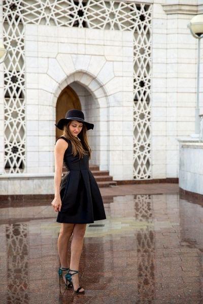 Een passende little black dress bij jouw figuur