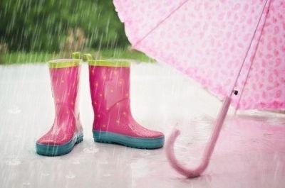 Door weer & wind met deze trendy regenlaarzen!