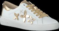 Witte Michael Kors Sneakers LOLA SNEAKER
