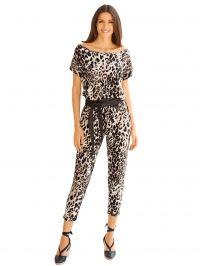 Jumpsuit AMY VERMONT animal