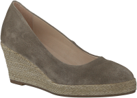 Beige Via Vai Pumps met sleehak 4601050