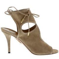 Aquazzura Pumps sexy thing beige