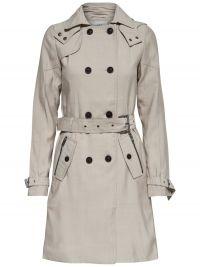 ONLY Klassieke Trenchcoat Dames Beige