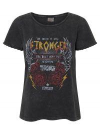 Vero Moda Bedrukt T-Shirt