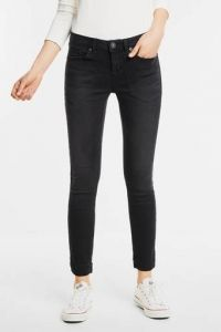 Zwarte washed jeans York - Zwart denim washed