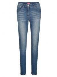 Jegging Together light wash