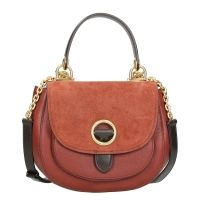 Michael Kors Isadore TH Messenger Medium brick