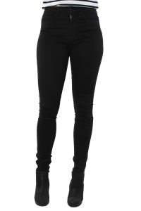 Only zwarte highwaisted broek Royal 15093134