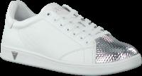 Witte Guess Sneakers FLSPR1 LEM12