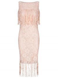 ST. studio ST. studio Jurk Lace Fringe Dress 151 30 35