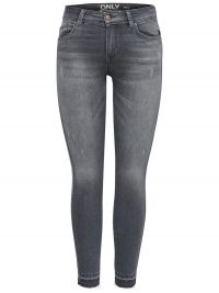 Only Carmen Reg Ankle Skinny Jeans