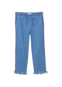 Sporty relaxed jeans