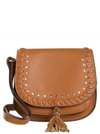 PIECES crossbody tas Klhoé cognac