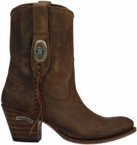 Bruine Sendra Boots dames western