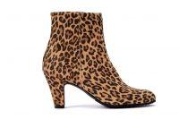 Enkellaars Milou luipaard - My Sweet Shoe Maat 41