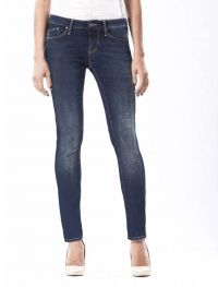 Britt Dark Vintage Blue Jog Denim