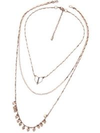 Heart Multilayered Detachable Necklace