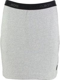 Calvin Klein Rok Lichtgrijs - Kildri True Icon