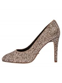 ONLY Glitter Pumps Dames Goud