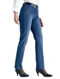 Jeans MONA jeansblauw