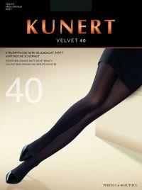Kunert Velvet 40 matte semi opaque panty