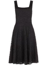 Voodoo Vixen Ashley Lace Dress Black