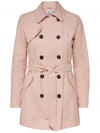 ONLY Classic Trenchcoat Dames Pastel