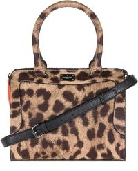 Paul's Boutique - Hunter Allcroft - Handtas - Natural Leopard