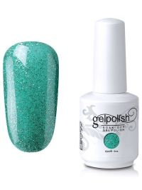 15ml Elite99 Soak-off UV LED Glitter Gel Polish Lacquer Nail Art