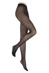 Kunert Crochet Chic panty met crochet motief