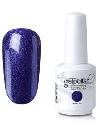 Elite99 Glitter Powder Soak-off UV LED Gel Nail Polish