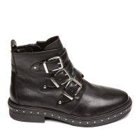 Steve Madden MATIKA Biker boots Zwart dames
