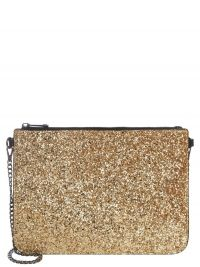 NU 21% KORTING: Pieces Glitter Crossbodytassen