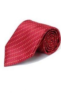 Rode stropdas Volvera 01